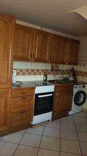 Anbauküche + Elektrogeräte