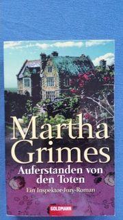 Martha Grimes - Auferstanden von den