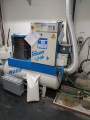 CompAir stationäre Kompressoranlage MONO 0071