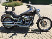 Harley Davidson Softail Deuce Chopper