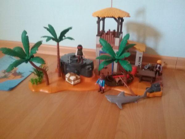 Pirateninsel von Playmobil » Spielzeug: Lego, Playmobil