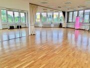 Tanzraum,Trainingsraum,Workshops