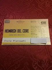 1 Ticket für