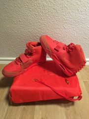 908d5ea0e705d Nike Yeezy Red October