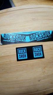 ROCKSHOX Monarch plus RC3 Aufkleber