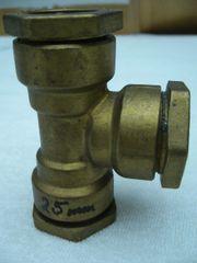 Isiflo PE-Rohr T-Stück 25 x