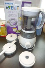 Philips Avent: Dampfgarer