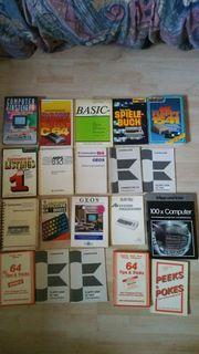 20 C64 Handbücher
