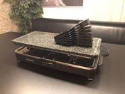 Severin Raclette Grill mit Natursteinplatte