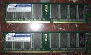 2x 1GB ADATA DDR 400