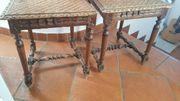 Hartholzstühle