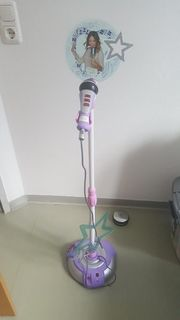 Standmikrofon Violetta
