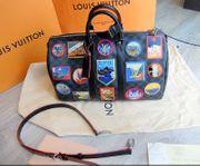 Louis Vuitton Keepall Alpes Tasche -