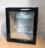 Minibar mit Glasscheibe +