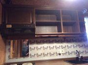 Einbauküche m allen Marken-Geräten Kühlschrank