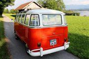 VW T1 Samba Oldtimer H-Kennzeichen
