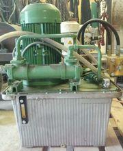 Hydraulikaggregat, gebraucht , guter