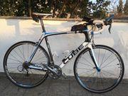 Cube Triathlon Carbon Bike XL