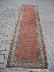 langer Teppichläufer