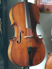 4 4 Cello aus Markneukirchen