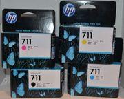Original HP Patronen Typ 711