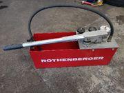 prüfpumpe rothenberger RP 50