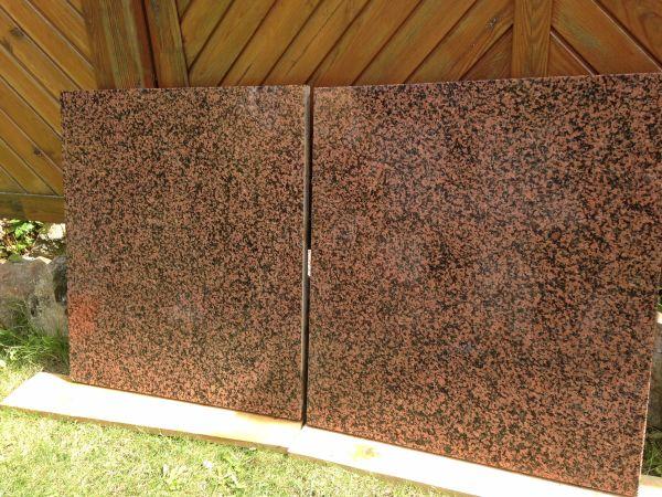 Naturstein Granit Platte Opt Mit