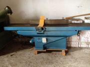 Abrichthobelmaschine Strickler