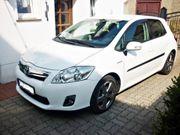 Toyota Auris Hybrid Automatik Ausstattung