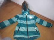 Winterjacke gefütterte Jacke Mädchen Jacke