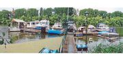 Bootssteg zu verkaufen
