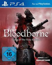 PS4 Bloodborne - Game