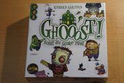 Ghooost - Kartenspiel (NEU+