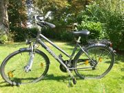 Damenfahrrad Trekking Bike