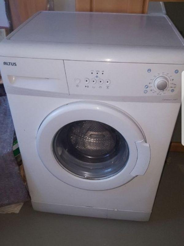 Waschmaschine für BASTLER! » Waschmaschinen