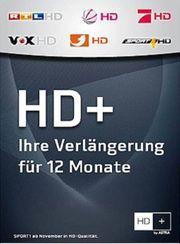 HD Plus Verlängerung von 12
