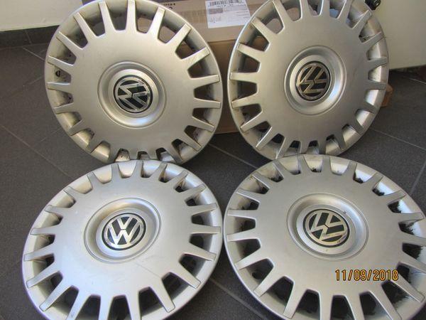 Original VW Radkappen 16Zoll