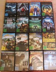 16 verschiedene DVD s