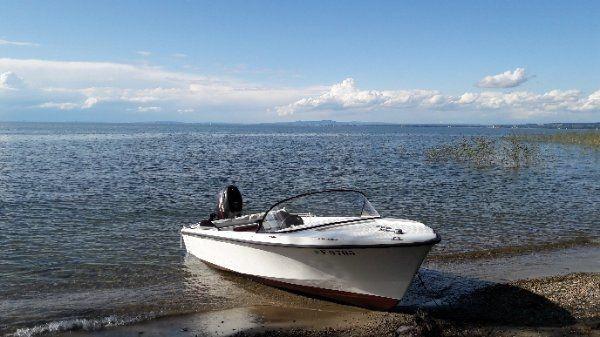 Motorboot Sportboot Gondel » Motorboote