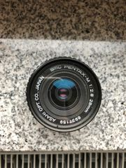 Pentax 28mm Objektiv