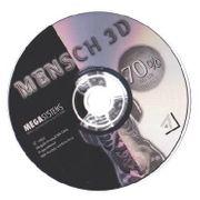 Mensch 3D CD-ROM für PC