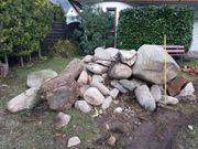 Natursteine zu verschenken