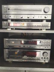 Denon Stereoanlage inklusive