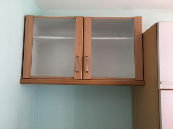 Küchenschrank, Hängeschrank mit Glastüren in Groß-Zimmern ...