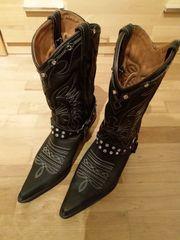 Cowboystiefel - original aus USA Neuwertig