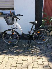 Verkaufe neuwertiges Citybike,