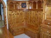 Bauernstube aus Zirbenholz