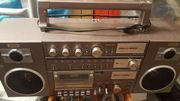 Radio Kasettenrekorder