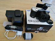 Samsung NX500 28 2 MP