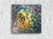 Unterwasser Expressionistische Kunst Gemälde Acryl